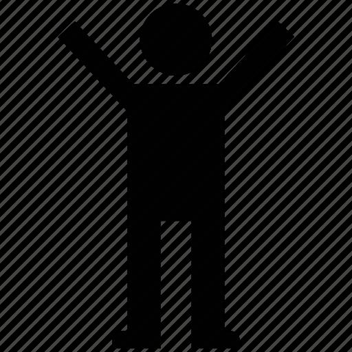 athlete, exerciser, practicer, rehearser, sportsman, trainer icon
