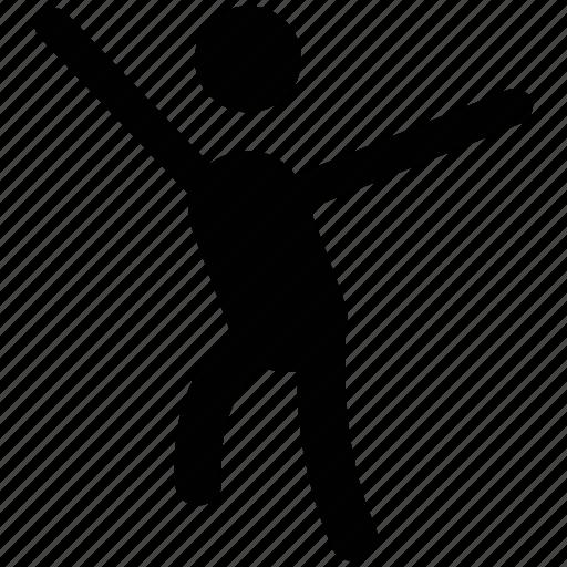athlete, exerciser, exercising, gymnasts, trainer icon