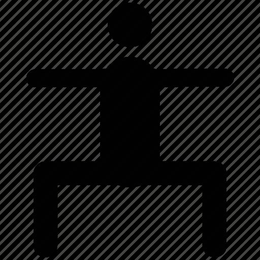 Athlete, exerciser, gymnast, player, weightlifter icon - Download on Iconfinder
