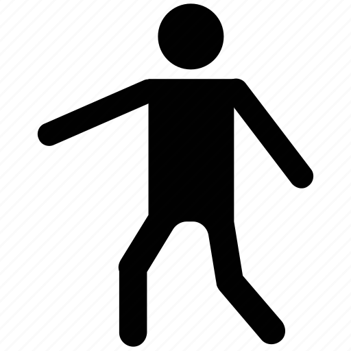 man, pedestrian, traveler, walker, walking icon