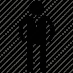 avatar, boy, chap, guy, lad, man, person icon