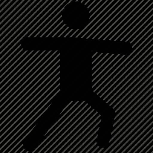 athlete, exerciser, exercising, gymnast, trainer icon