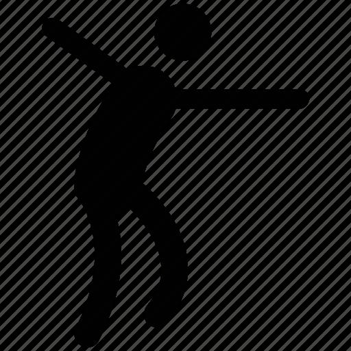 athlete, exercising, gymnast, man, sportsman icon