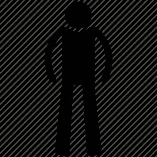 boy, chap, guy, lad, man, person icon