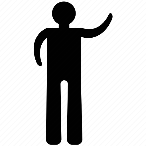 male, profession, traffic control officer, traffic guard, traffic policeman icon