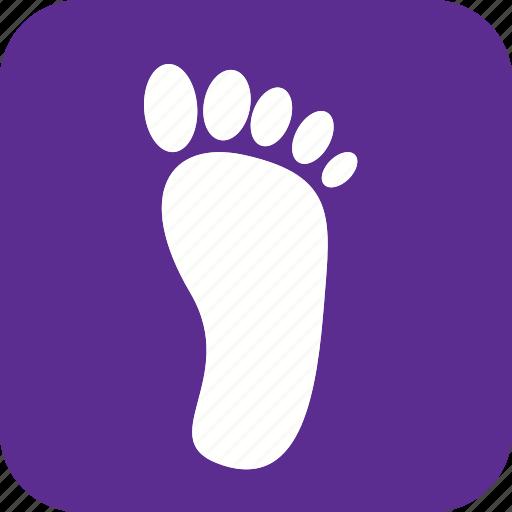 body, feet, foot, human, leg, organ, woman icon
