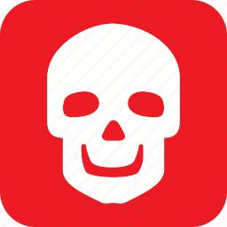 anatomy, body, brain, head, human, part, skull icon