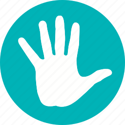 anatomy, body, hand, health, human, organ, part icon