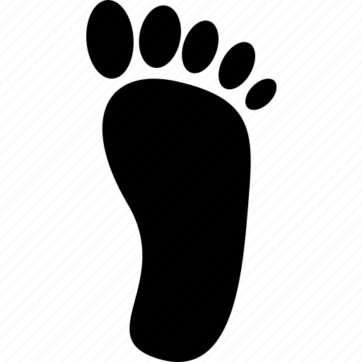 anatomy, body, feet, foot, healthcare, human, people icon