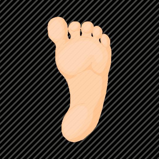 cartoon, clean, foot, healthy, human, hygiene, skin icon