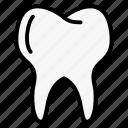 dental, dentist, organ, stomatologist, tooth icon