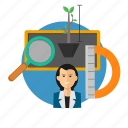 avatar, classroom, education, lesson, school, teacher, teaching icon
