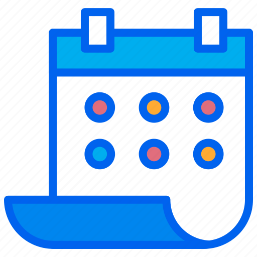 Calendar, date, month, schedule, time icon - Download on Iconfinder