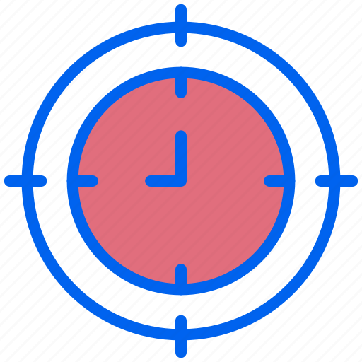 appointment, hour, schedule, sniper, time icon
