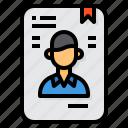 application, curriculum, portfolio, resume, worker