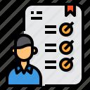 checklist, document, human, resource, skills, worker