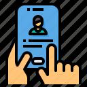 hands, hiring, human, resource, smartphone, technology