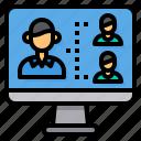 call, communication, computer, human, resource, technology, video