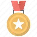 position badge, promotion, quality badge, ranking, rating icon