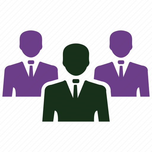 affiliate, agreement, business group, group, leader, member, team icon
