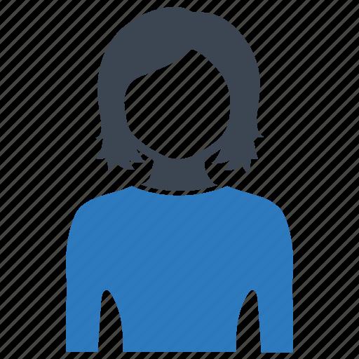 avatar, businesswoman, female, user, woman icon
