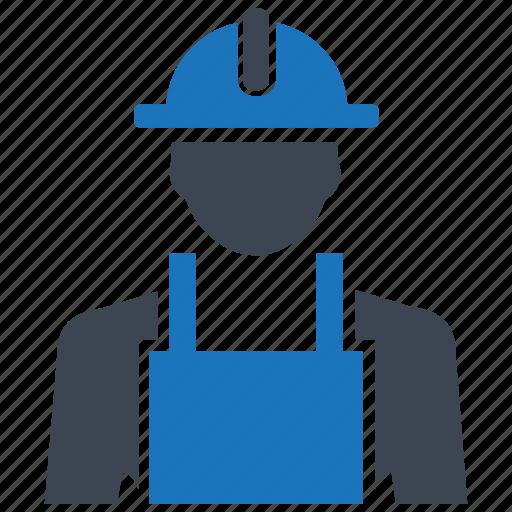 builder, constructor, engineer, mechanical engineer, worker icon