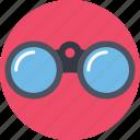 binocular, explore, opportunity, telescope, vision icon