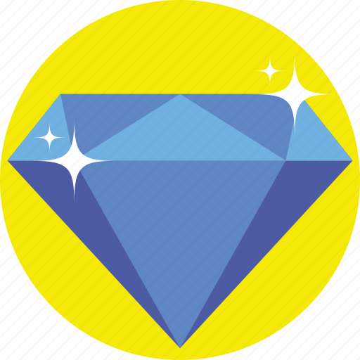 Crystal, diamond, gem, jewelry, pearl icon - Download on Iconfinder