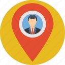 business meeting, office location, businessman, navigation, businessman location