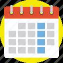 agenda, calendar, date, month, schedule