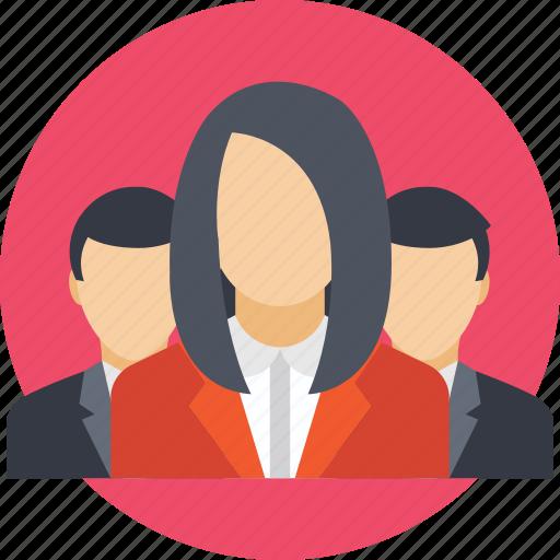 business team, team, team lead, team leader, teammates icon