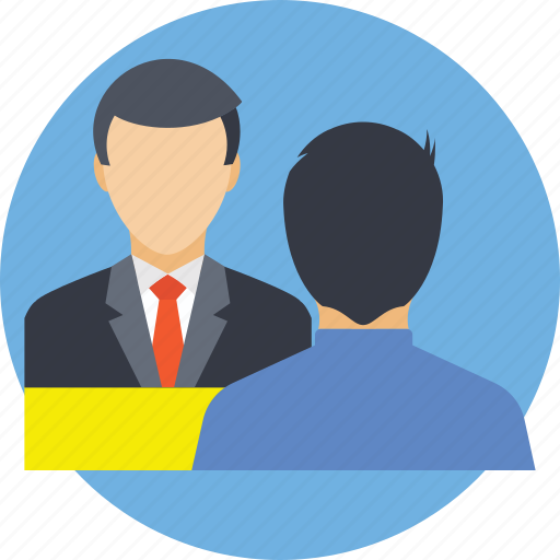 communication, conversation, dialogue, discussion, interview icon