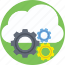 cloud, cloud computing, cloud management, cloud storage, management icon