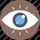 eye, human eye, monitoring, vision. eyeball