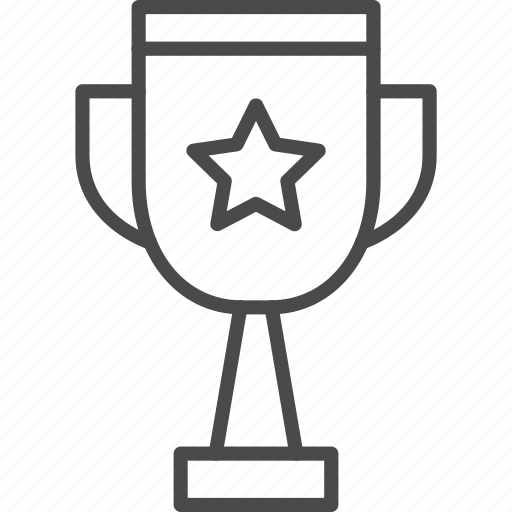 award, competition, cup, sport, trophy, win, winner icon
