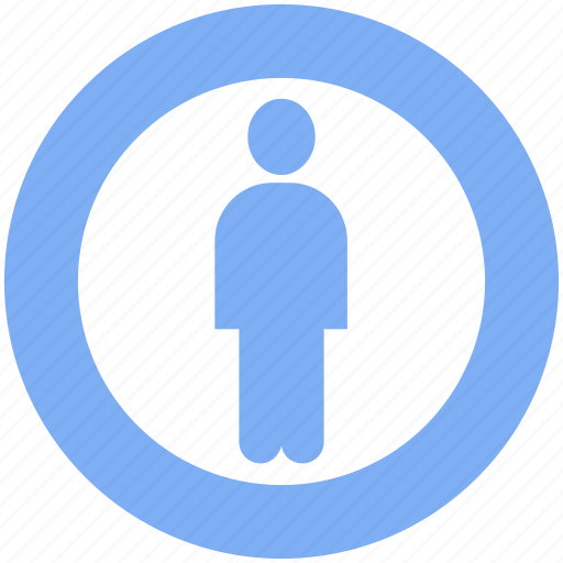 Account, avatar, human, man, person, profile, user icon - Download on Iconfinder