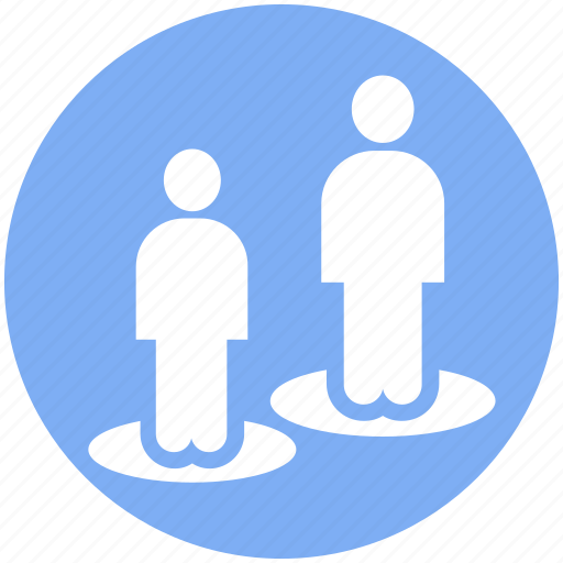 human, human resources, perspective, resources, search, targeting icon
