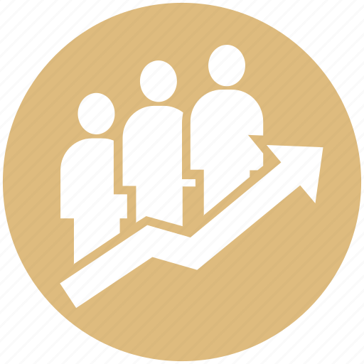 business, career, group, human, resources icon