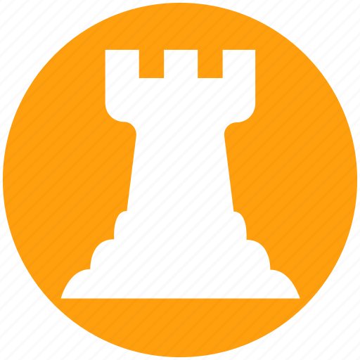business, checkmate, chess, game, piece, rook, strategy icon