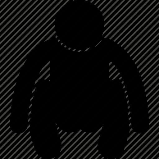 posture, squat, squatting icon