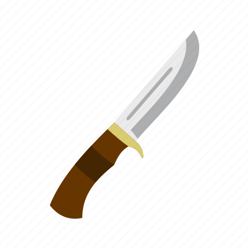 blade, knife, metal, military, sharp, tool, weapon icon