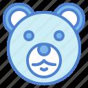 animal, bear, kingdom, mammal, wildlife