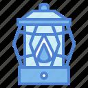 flame, illumination, lantern, light