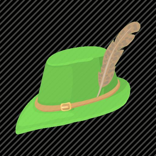 cap, cartoon, clothing, hat, hunt, hunting, safari icon