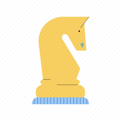 checkmate, chess, game, horse, leisure, sport, strategy icon