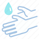 cleaning, hand, hygiene, sanitation, washing icon