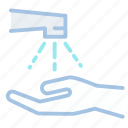 hand, hygiene, sanitation, washing icon