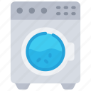 hygiene, hygienic, laundry, machine, washing icon