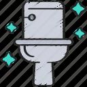 clean, hygiene, bathroom, toilet, hygienic icon