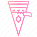 cone, dessort, ice cream, sweet icon